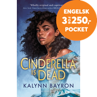 Produktbilde for Cinderella Is Dead (BOK)