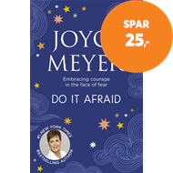 Produktbilde for Do it Afraid - Embracing Courage in the Face of Fear (BOK)