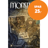 Produktbilde for Monstress Volume 5 (BOK)