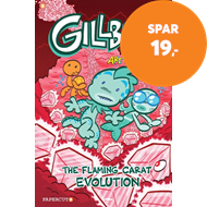 Produktbilde for Gillbert #3 - The Flaming Carats Evolution (BOK)