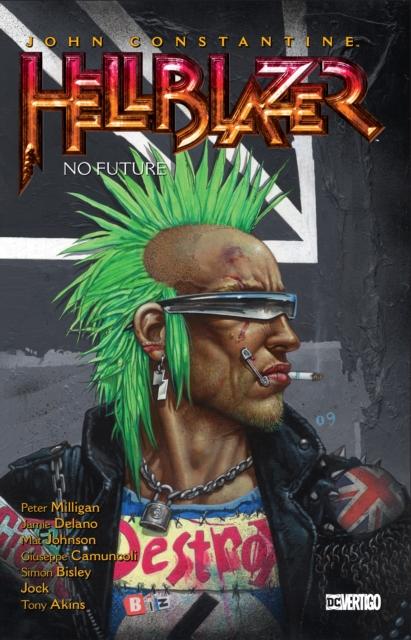 Kid Lobotomy, Vol. 1 A Lad Insane av Peter Milligan (Pocket)