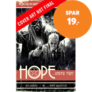 Produktbilde for Hope Vol. 2: Hope Under Fire (BOK)
