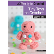 Produktbilde for 20 to Crochet: Tiny Toys to Crochet (BOK)