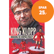 Produktbilde for King Klopp - Rebuilding the Liverpool Dynasty (BOK)