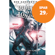 Produktbilde for Rivers of London: The Fey and the Furious (BOK)