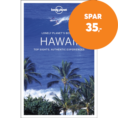 Lonely Planet Best of Hawaii (BOK)