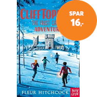 Produktbilde for Clifftoppers: The Frost Castle Adventure (BOK)