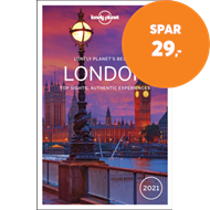Produktbilde for Lonely Planet Best of London (BOK)
