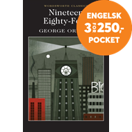 Produktbilde for Nineteen Eighty-Four - A Novel (BOK)