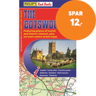 Produktbilde for Philip's The Cotswolds - Leisure and Tourist Map (BOK)