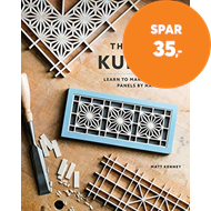 Produktbilde for Art of Kumiko: Learn to Make Beautiful Panels by Hand (BOK)