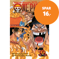 Produktbilde for One Piece: Ace's Story, Vol. 2 - New World (BOK)
