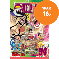 Produktbilde for One Piece, Vol. 94 (BOK)