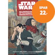 Produktbilde for Star Wars: Guardians of the Whills - The Manga (BOK)