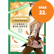 Produktbilde for Star Wars: The High Republic: Edge of Balance, Vol. 1 (BOK)
