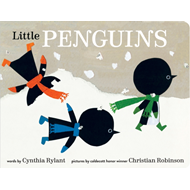 Produktbilde for Little Penguins (BOK)
