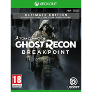 Produktbilde for Ghost Recon Breakpoint - Ultimate Edition