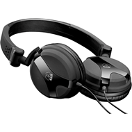 AKG K518DJ On-ear - Black (HEADSET)