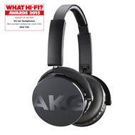 AKG Y50 On-ear - Black (HEADSET)
