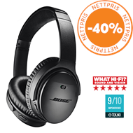 Produktbilde for Bose QuietComfort 35 II Wireless Headphones - Black (HEADSET)