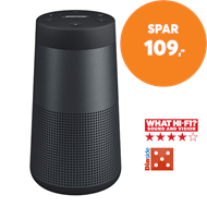 Bose SoundLink Revolve bluetooth speaker - Black (HØYTTALER)