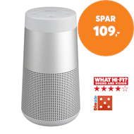 Bose SoundLink Revolve bluetooth speaker - Grey (HØYTTALER)