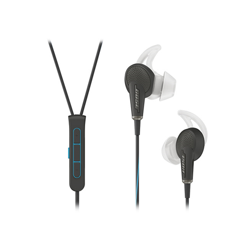 Bose QuietComfort 20 Acoustic Noise Cancelling headphones - Black (Samsung/Android) (HEADSET)