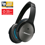 Bose QuietComfort 25 Acoustic Noise Cancelling headphones - Black (Apple) (HEADSET)