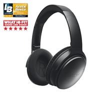 Bose QuietComfort 35 Wireless Headphones - Black (HEADSET)