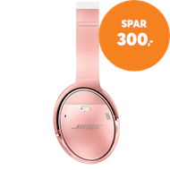 Produktbilde for Bose QuietComfort 35 II Wireless Headphones - Limited Edition Rose Gold (HEADSET)