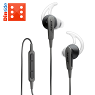 Bose SoundSport II in-ear - Charcoal Black (Apple) (HEADSET)