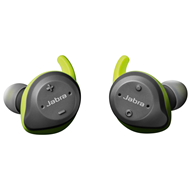 Jabra Elite Sport 2.0 - Grå/Lime (HEADSET)