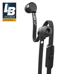 JAYS - a-JAYS One+ Black In-Ear Headphones w/remote (HEADSET)