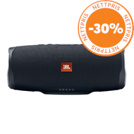 Produktbilde for JBL Charge 4 - Black (HØYTTALER)