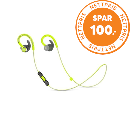 JBL Reflect Contour 2 Wireless - Green (HEADSET)