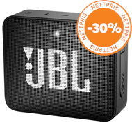 Produktbilde for JBL GO 2 - Black (HØYTTALER)