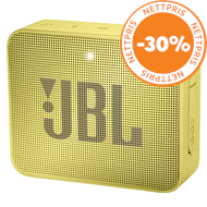 Produktbilde for JBL GO 2 - Yellow (HØYTTALER)