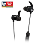JBL Reflect Mini BT Wireless - In-ear Black (HEADSET)