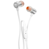 JBL T290 In-ear - Silver (HEADSET)
