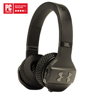 JBL Under Armour Train Wireless Sports Headphones – Black (HEADSET)