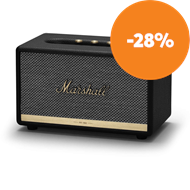Produktbilde for Marshall - Acton II BT Black (HØYTTALER)