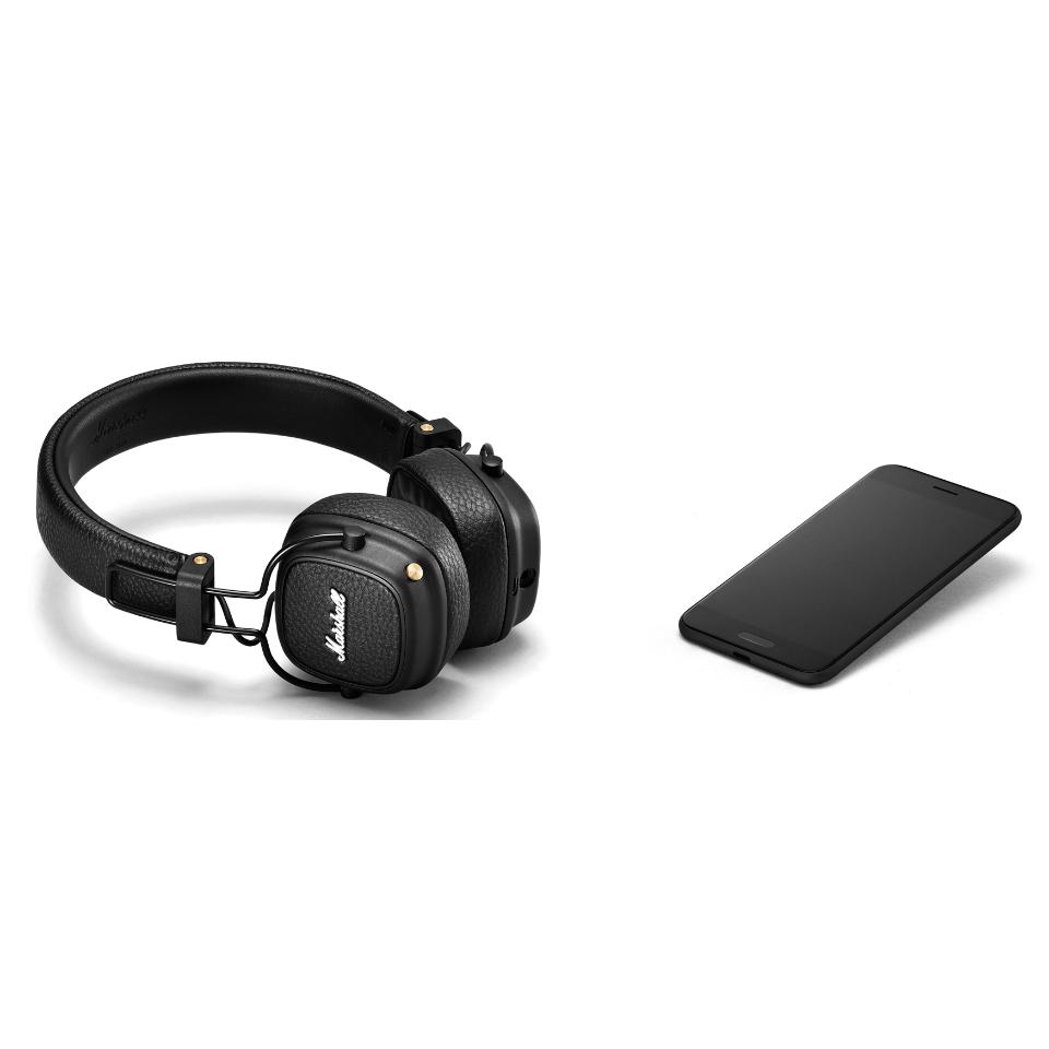 d4f796146aa Marshall - Major III Wireless Black