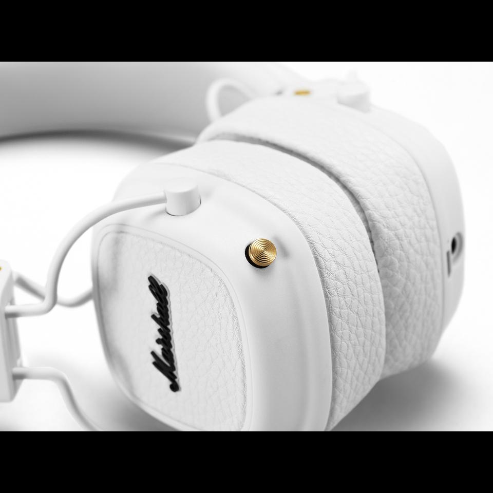 fd5a0c7f8b6 Marshall - Major III Wireless White