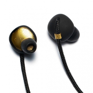 Molami - Stitch Black & Gold (HEADSET)