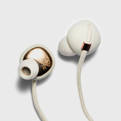 Molami - Stitch White & Copper (HEADSET)