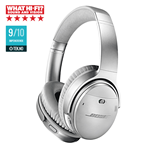 Bose QuietComfort 35 II Wireless Headphones - Silver (HEADSET)
