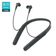 Sony WI-1000X Wireless Noise Cancelling In-ear - Black (HEADSET)
