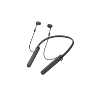 Sony WI-C400 Wireless In-ear - Black (HEADSET)