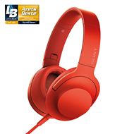 Sony h.ear on MDR-100AAP - Cinnabar Red (HEADSET)