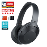 Sony MDR-1000X Wireless Noise Cancelling Headphones – Black (HEADSET)
